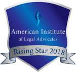 American Institute of Legal Advocates - Rising Star 2018